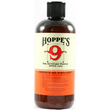 NEW! Hoppe's No. 9 Gun Bore Cleaning Solvent, 1-Pint Bottle 916