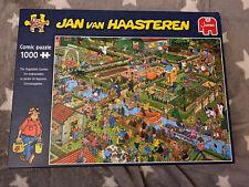 jan van haasteren 1000 piece jigsaws - The Vegetable Garden
