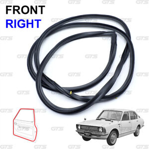 For Toyota Corolla KE20 TE21 1970 74 Rh Front Door Rubber Seal Weatherstrip