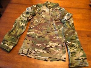 New Patagonia Level 9 L9 Next To Skin Multicam Combat Shirt SR Small Regular