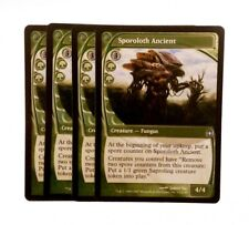 4x SPOROLOTH Ancient-Future Sight-Engl. NM