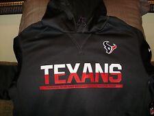 eee3f5eac38a NFL Houston Texans Nike Therma-fit Sideline Pullover Hoodie Jacket Men s XL
