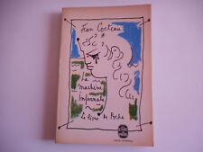 LIVRE DE POCHE - LA MACHINE INFERNALE / JEAN COCTEAU - 1966