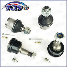 BRAND NEW 4WD DODGE RAM 2500 3500 4 FRONT LOWER & UPPER ADJUSTABLE BALL JOINTS