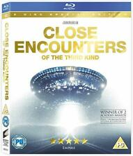 Close Encounters of the Third Kind (1977) Blu-Ray with slipcover New Free Ship
