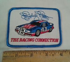 Vintage Richard Petty Patch STP #43 The Racing Connection Nascar