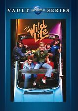 The Wild Life DVD Christopher Penn  Leah Thompson  Eric Stoltz  Van Halen (MOD)