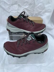 Womens Salomon Outline Trainers Size 5 Worn Once