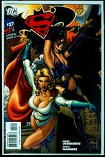 DC Comics SUPERMAN/BATMAN #27 Huntress Powergirl NM 9.4