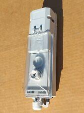 Erdkabel Übergangskasten für Neozed-Sicherung, neu, Adapter Kabelübergangskasten