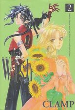 WISH réédition  tome 2 CLAMP manga shojo