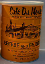 Café Du Monde Coffee and Chicory 15 oz- US Seller Fast shipping