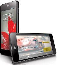 4 Pellicola OPACA per LG Optimus G E975 E973 Protettiva Pellicole ANTIMPRONTA