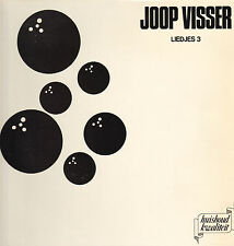 JOOP VISSER - Liedjes 3 (1983 VINYL LP)