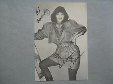 "DENISE  PENCE   ""Guiding  Light""  Signed  3 1/4  X  5 3/4""   B & W   Photo"
