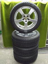 4St.Alfa Romeo Zubehör Alu Winter Kompletträder 8x17 ET35  5x110 (X20)