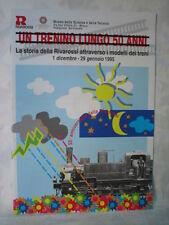 CATALOGO - RIVAROSSI UN TRENINO LUNGO 50 ANNI 1995