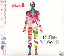 Malibu - Robo-Sapiens - Japan CD+1BONUS - NEW 12Tracks