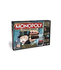 Monopoly electronico Electronic Banking banca Electronica Hasbro B6677105