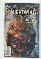 Nightwing #5 Nm The New 52 Unholy Matrimony Dc Md5