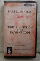 Truth & Fiction in the Da Vinci Code : Bart D Ehrman: Unabridged Cassette (XX5)