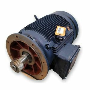 Used 75 HP Nord 1,785 RPM AC Motor - Type 250WP/4