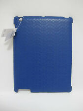 NWT COACH Blue Molded iPad Case F64219 *FREE SHIP*