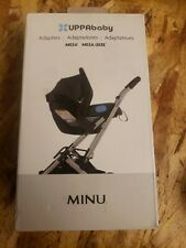 New, opened. UPPAbaby Minu - Adapters for MESA SIZE (all model years)
