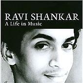 RAVI SHANKAR A Life In Music 2 CD (2013) NEW & SEALED