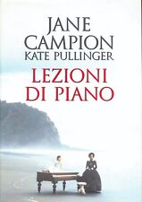 Lezioni di piano (1992) VHS ViViVideo Jane Campion Harvey Keitel, Sam Neill