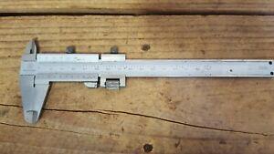 "Mitutoyo Vernier Caliper, 6"" 150 mm, Made in Japan"