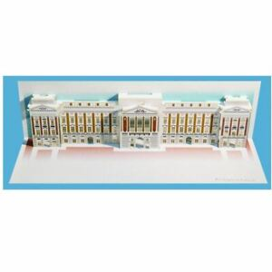 Forever Laser-cut Pop Up Card Buckingham Palace