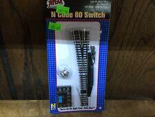 Atlas 2704 Code 80 Standard N Line  LH remote control switch BN Sealed pkg