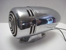 Vintage Chrome Siren Horn Rat Hot Rod Fire Truck Police Car Auto Matic Products