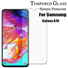 NEW For Samsung Galaxy A70 Genuine Tempered Glass Film Screen Protector Guard