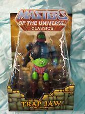 2009 Masters Of The Universe Classics Trap Jaw MOTU He-Man Mattel