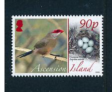 ASCENSION ISLAND 2008 DEFINITIVES SG995 90p BIRDS & EGGS MNH