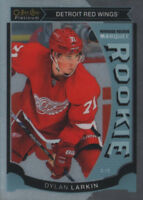2015-16 O-Pee-Chee Platinum Marquee Rookie #M45 Dylan Larkin Detroit Red Wings