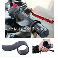 Portable Safe Motorcycle Bike Grip Assist Wrist Cruise Control Hand Cramp Rest C