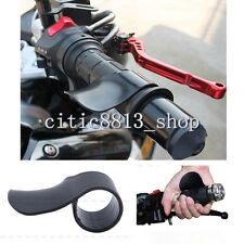 Portable Safe Motorcycle Bike Grip Assist Wrist Cruise Control Hand Cramp Rest C