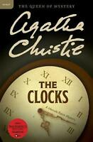 The Clocks: A Hercule Poirot Mystery by Agatha Christie (English) Paperback Book