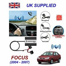 Per Ford Vivavoce Bluetooth FOCUS TELEFONO AUX input MP3 USB CHARGER Modulo 40PIN