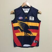 Adelaide Crows Adidas AFL Football Guernsey Jersey Youth Boys 12