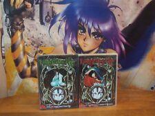 Vampire Princess Miyu OVA - Vol 1,2 DVD - Complete Collection - BRAND NEW Anime