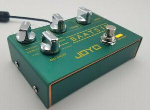 JOYO R-11 Baatsin Multi 8 Overdrive Guitar Pedal