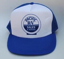 """""""PACIFIC RV SALES & SERVICE"""" One Size Fits All Snapback Trucker Baseball Cap Hat"""