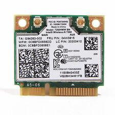 IBM Intel 7260 7260HMW 802.11b/g/n 04W3815 Mini PCIE WiFi Card Y510P Y410P Y430P