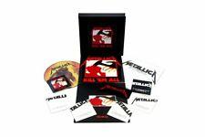 Metallica - Kill 'Em All(4LP+5CD+DVD+Book) Deluxe Box Set -Blackened Records
