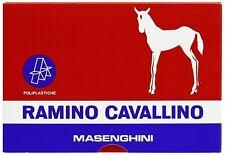 RAMINO TRIPLEX TELATO PLASTIFICATO CAVALLINO BIANCO MASENGHINI