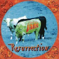 JANE - RESURRECTION (REMASTERED EDITION)  CD NEU